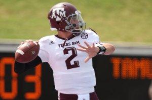 NCAA Football: Texas A&M at Southern Methodist
