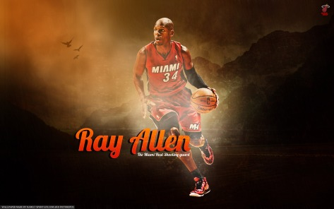 Ray-Allen-Miami-Heat-Wallpaper-HD-2013