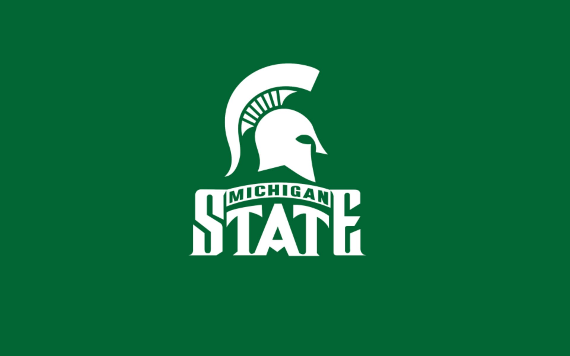Michigan State University Wallpapers: Pin Wallpapers Spartans High Quality Hd Games 1920x1080