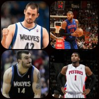 NBA: Which frontcourt is better???